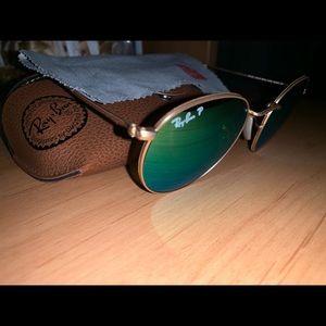 Ray-Ban Round Metal Remix Sunglasses